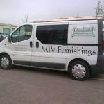 Commercial Van glazing
